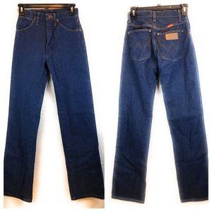 Wrangler Vintage High Rise Jeans